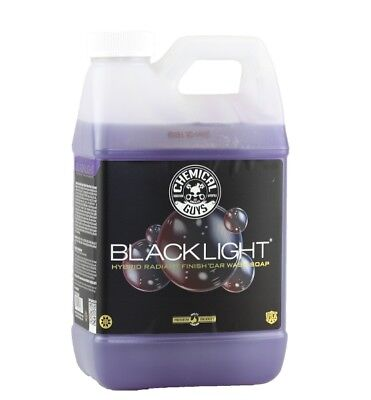Chemical Guys Blacklight Shampoo 1,892 L