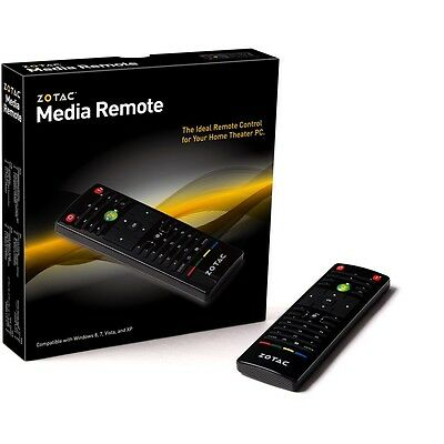 Zotac Remote Media Control Kit USB IR receiver NEU