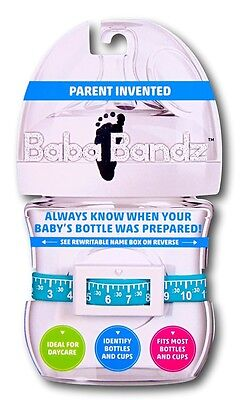 Baby Bottle Timer | Keep Baby Milk Safer | Always Know When Bottle Was Prepared