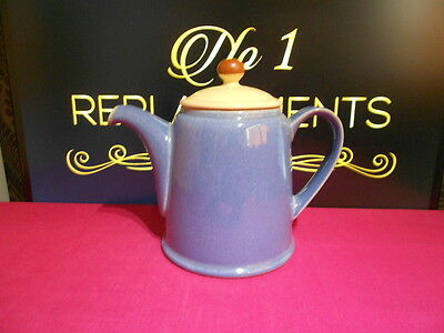 Denby Juice Berry Blue Lemon Yellow Apple Green Tea Pot Last 1 Available