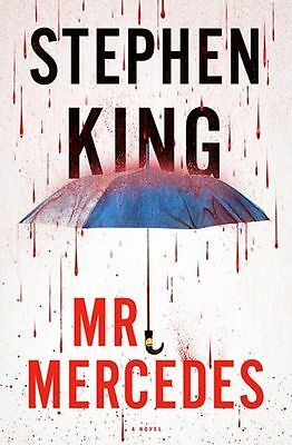 Mr. Mercedes by Stephen King (2014, Hardcover 1st Edition)
