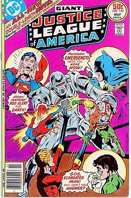 Justice League of America #142 (May. 1977, DC)