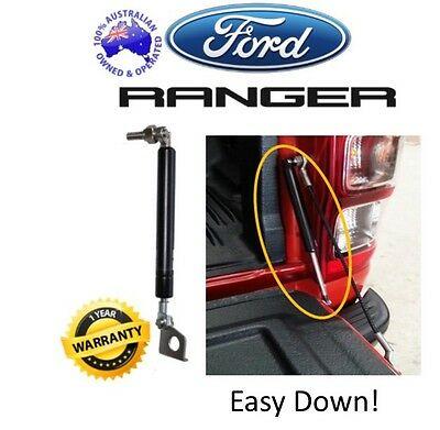 4X4 Rear Tailgate Slow Down  Lift Strut Up Ford Px Ranger Tail Gate