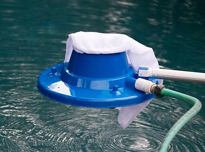 SWIMMING POOL LEAF Vacuum Remove Cleaning Suction Filter Durable Bag Spa 15  in.
