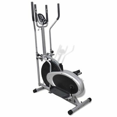 Heimtrainer Ergometer Fitness Stepper Walking Ellipsentrainer Crosstrainer