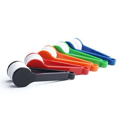 5PCS Sun Glasses Eyeglass Microfiber Spectacles Cleaner Brush Cleaning Tool AU