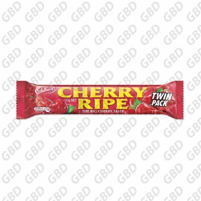 CADBURY CHERRY RIPE LARGE 80G (x36)
