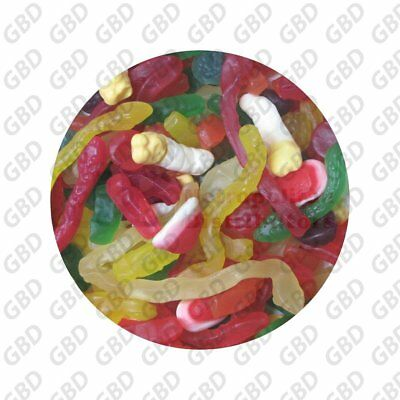 FRESHA PARTY MIX BULK 10KG (x1)