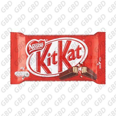 NESTLE KIT KAT 4 FINGER 45G (x48)
