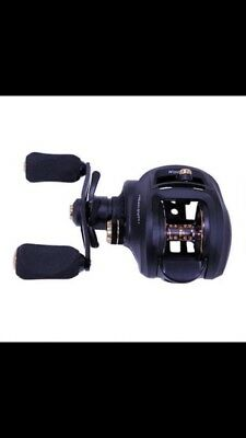 Quantum Smoke HD Heavy Duty Baitcaster Reel Ideal For Big Cod Lures Left handed