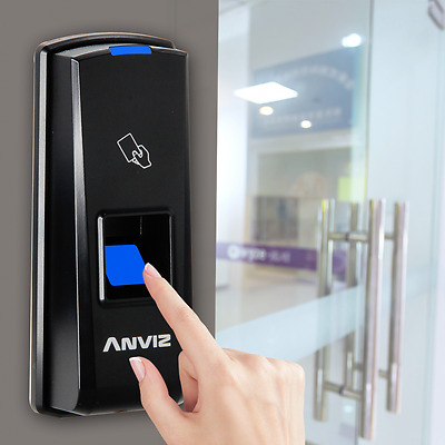 Anviz T5S Fingerprint Reader And Em Rfid Card Reader Biometric Access Control