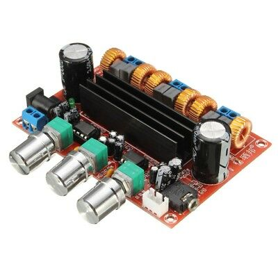 TPA3116D2 50Wx2 +100W 2.1 Channel Digital Subwoofer Power Amplifier Board HK