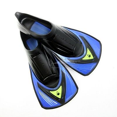 New Aqua Sphere Microfin Hp Training Fins (Size Uk 11-12)