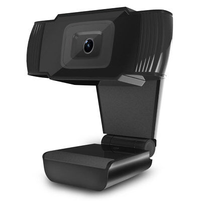 USB 12MP 1080P Full HD Webcam Camera Video with Microphone for PC Laptop FR
