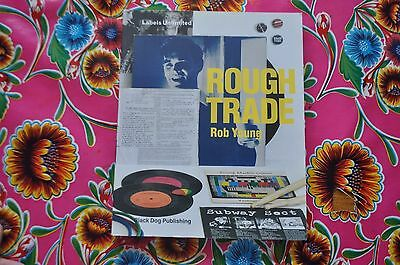 Rough Trade book by Rob Young Labels unlimited Black Dog Publishing