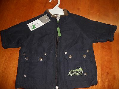 Baby boys Target padded jacket Size 000   BNWT