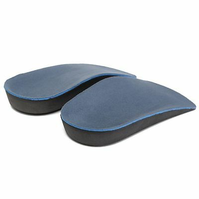 Orthotic Insoles Arch Support Fallen Arches Over Pronation 3/4 Length Two Styles