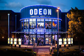 Odeon Cinema Ticket Instant Code - Any Film, Any Day, Any Time