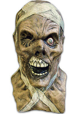 Mummy Mask Classic Ancient Egyptian Cursed Dead Corpse Halloween Character Mask