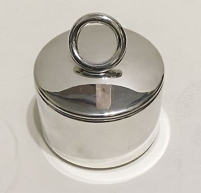 Christofle Silver-plated Sugar Bowl 6.75oz Made In France Fine Tableware