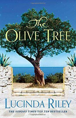 The Olive Tree by Lucinda Riley Paperback Book New