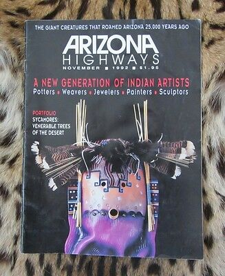 Arizona Highways A NEW GENERATION OF INDIAN ARTISTS