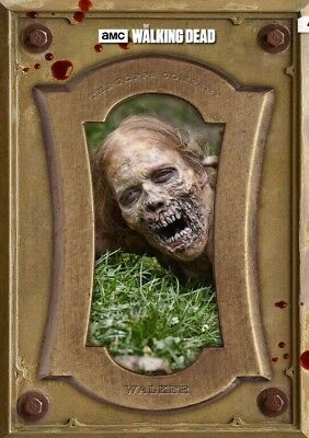 WALKER HALL OF FAME BICYCLE WALKER The Walking Dead Card Trader Digital