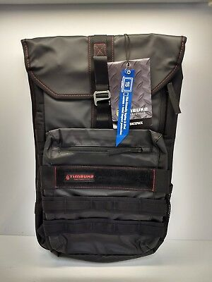 NWT -Timbuk2 Spire OS Laptop Backpack, Black, One Size 306-3-2001