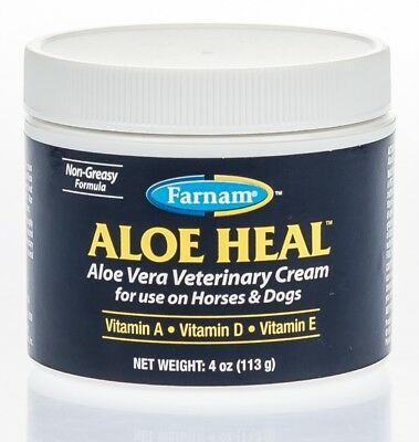 Aloe Heal Aloe Vera Veterinary Cream, 4oz