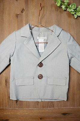 Stix n Stones baby boy jacket size 0 new with tags