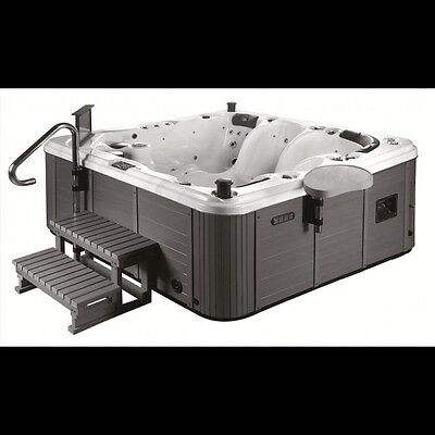 Fancy Hydro Deluxe Spa $10990 (With TV and DVD)