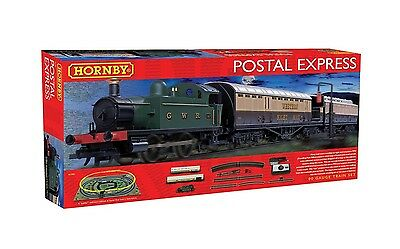 Hornby Postal Express Train Set - OO Scale