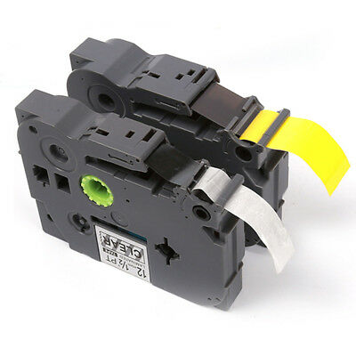 COMPATIBLE LABEL TAPE FOR BROTHER, 9mm,12mm FOR P-TOUCH H101C,PT-H101C