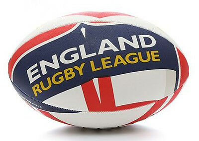 England Rugby League Supporter Ball - Size 5