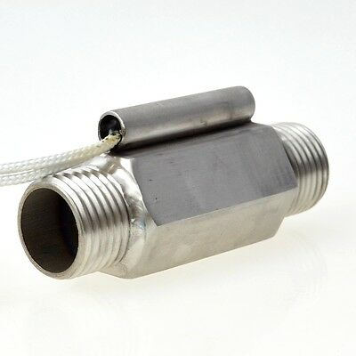 """1/2"""" BSP Male Port Magnetic Stainless steel water flow sensor switch"""