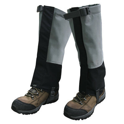 Outdoor Waterproof Mountain High Gaiters Legging Gaiters Hiking Climbing Adult