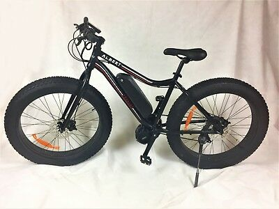 Fat Albert 48v1000w Electric Fat Bike Bicycle Panasonic Sanyo Lithium Ion