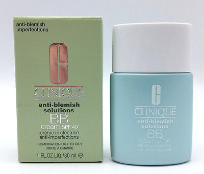 Clinique Anti-Blemish Solutions Foundation BB Cream 30ml - SPF 40  /14-4661/
