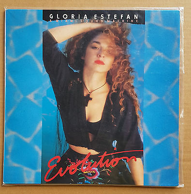 Gloria Estefan / Miami Sound Machine - Evolution Ntsc Japan Print 16 Promo's