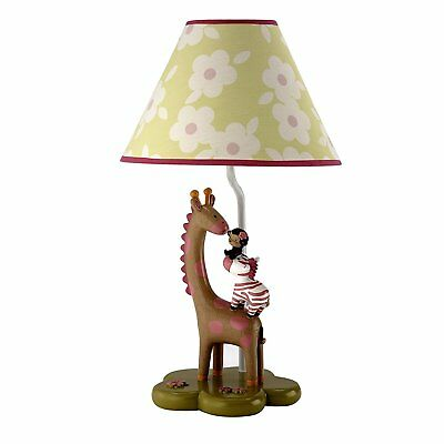 Carters Jungle Collection Lamp and Shade