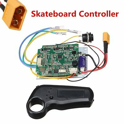 Single Motor Electric Skateboard Controller Transmitter ESC With Control Modul