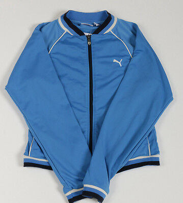 Kids Puma Track Jacket Used Age 12 (X2301)