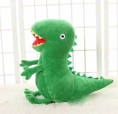 17cm Peppa Pig George's Mr Dinosaur Buddy Plush Stuffed Animals Dolls Toy