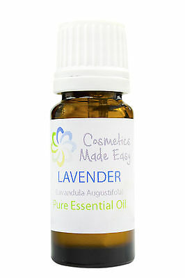 Lavender Pure Essential Oil (Lavandula Augustifolia) 10ml, 30ml, 100ml, 500ml