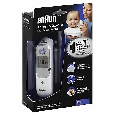 BRAUN ThermoScan 5 Ear thermomoter New