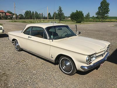Chevrolet: Corvair SPORT COUPE ONLY 46,000 MILES!  RUNS LIKE A TOP!  CRUISES EXCELLENT!  IN CALGARY ALBERTA!