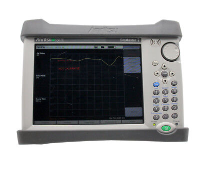 ANRITSU S362E-10     2 MHz to 6 GHz Cable & Antenna Spectrum Analyzer