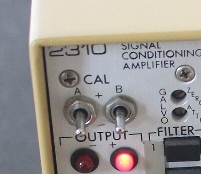 Vishay Measurements Group 2310 Signal Conditioning Amplifier Card