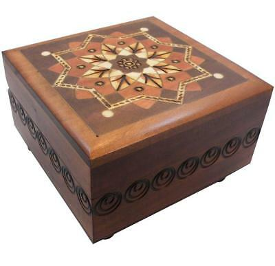 Kaleidoscope - Secret Wooden Puzzle Box