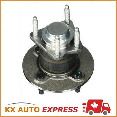 Rear Wheel Bearing & Hub Assembly for Left or Right Side Non-ABS & 4 Studs